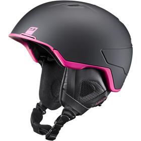 Julbo Hal Casco de esquí, black/pink
